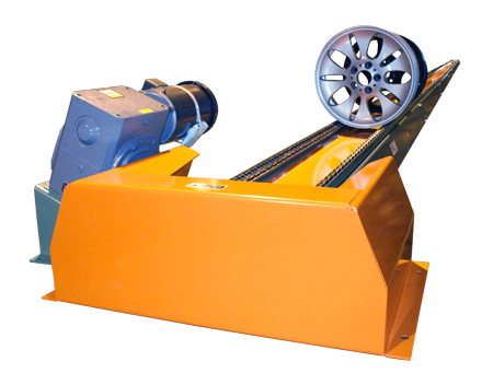Wheel & Tire Conveyors