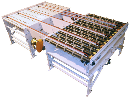 Glass/Solar Handling Conveyors